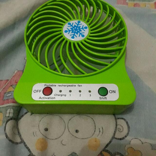 Portable Fan (Mini Fan)