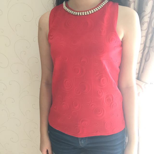 Red Top No Brand