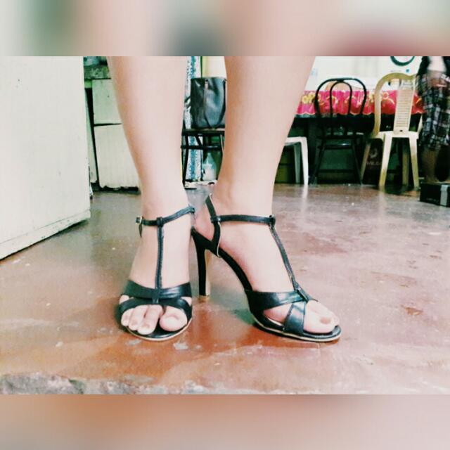 Rusty Lopez Office/Casual Heels