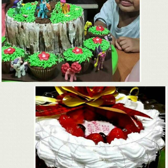 Segala Macam Kue Cake And Cookis