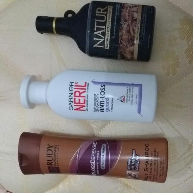 Shampoo Anti Rontok