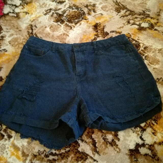 Size 14 Glassons Jean Shorts