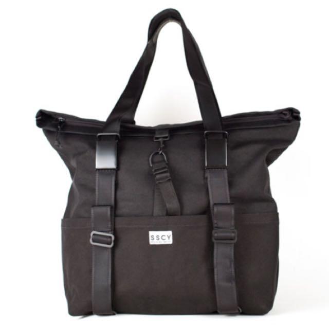Sscy Backpack 三用包