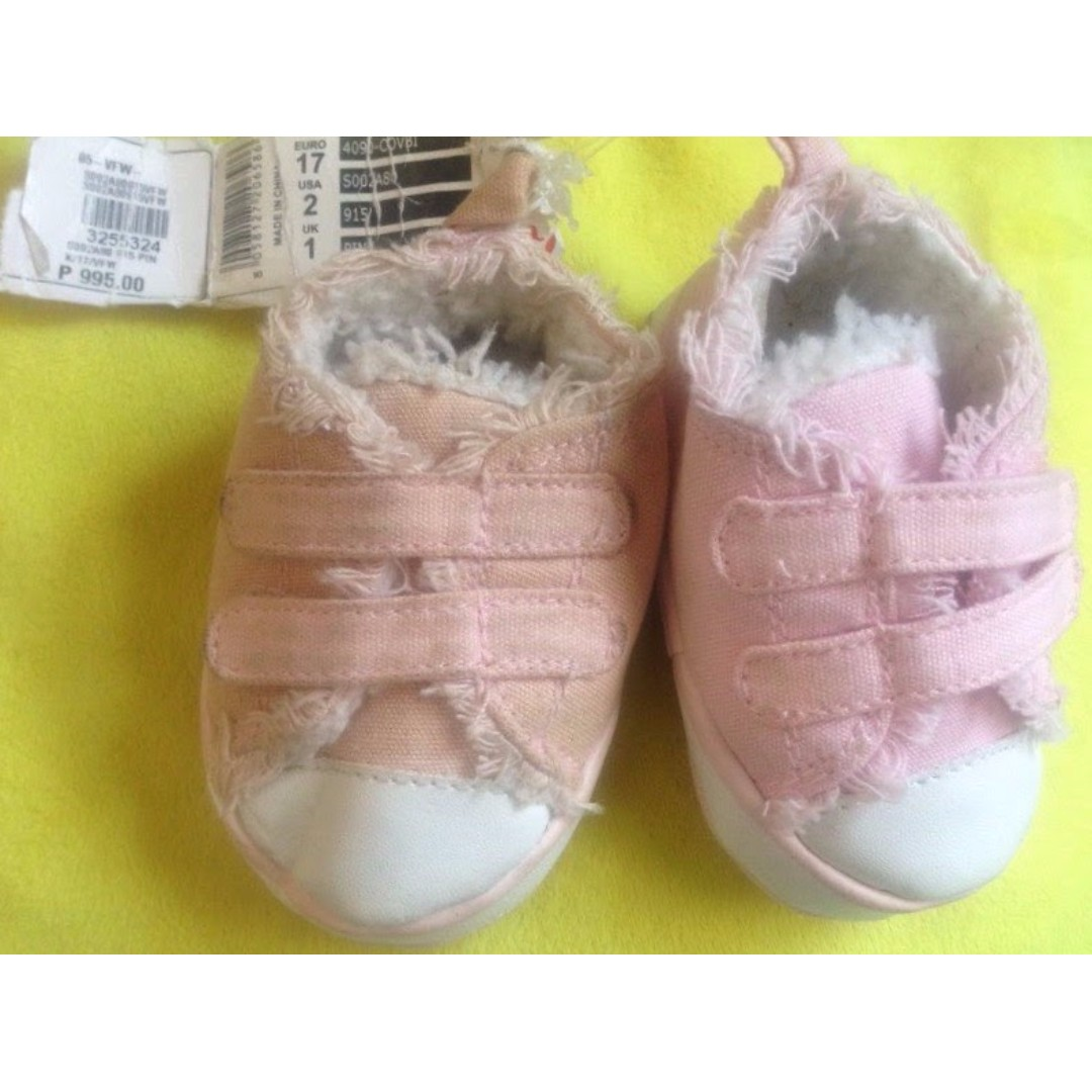 Superga Baby Girl Shoes