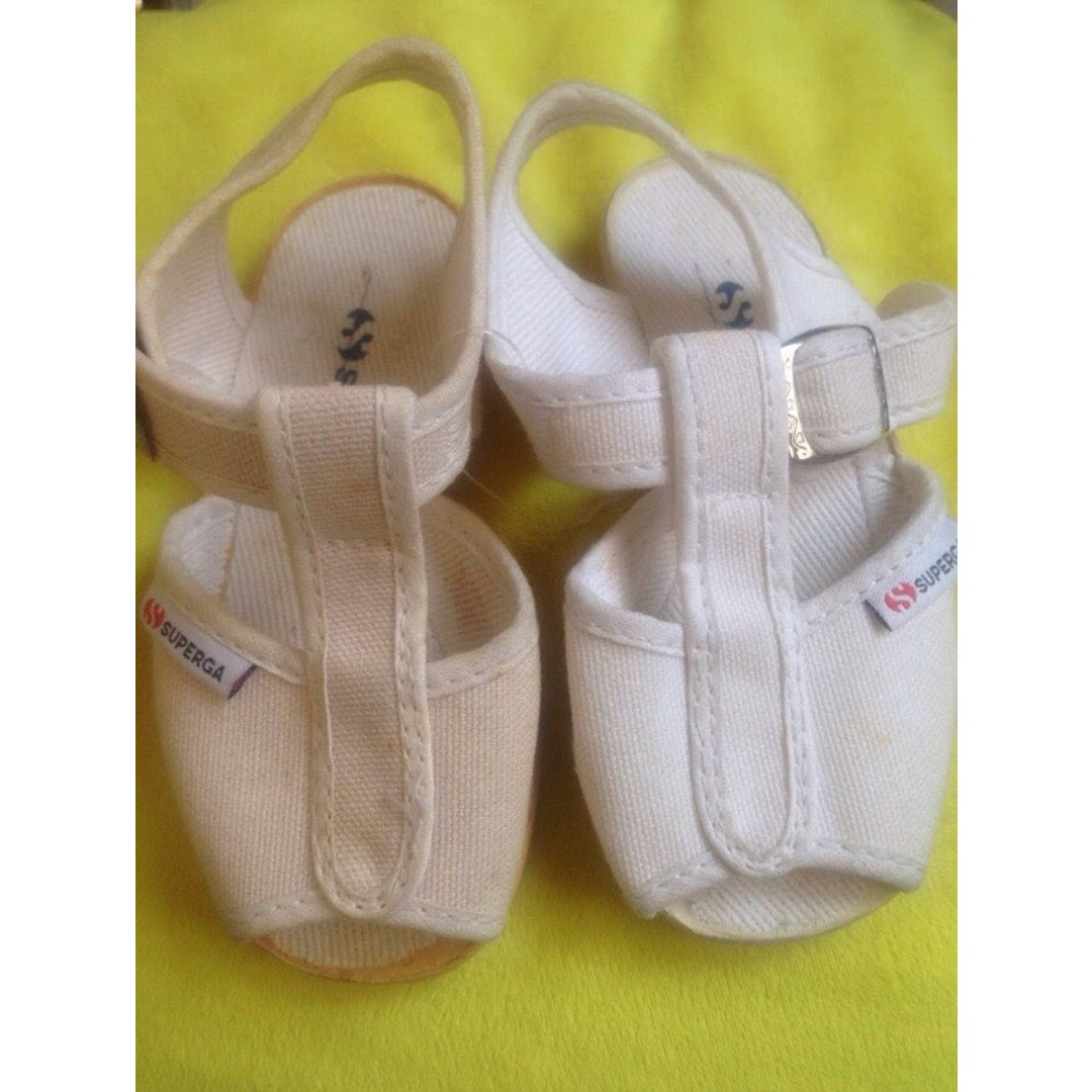 Superga Little Girls' Sandals