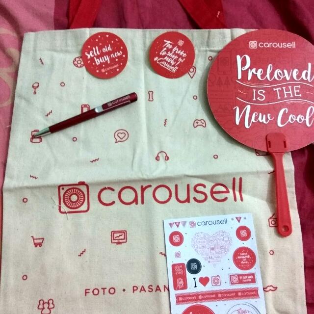 Thanks Carousell. Curhat Dikit