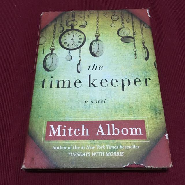 Time Keeper Book/Novel (Mitch Albom)
