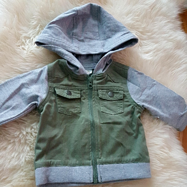 Toddler Unisex Jacket, Brand New, Size 0, Perfect Condition
