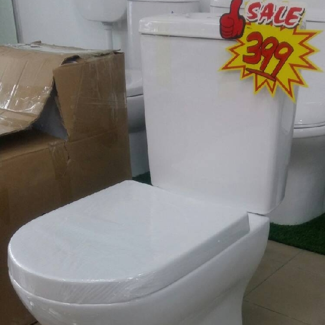 Amazing Toilet Bowl Home Furniture Others On Carousell Machost Co Dining Chair Design Ideas Machostcouk