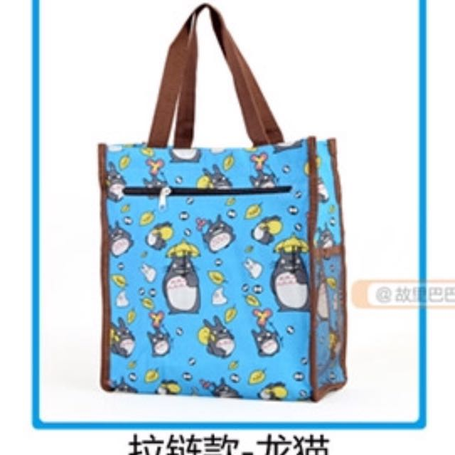 92ca55bff98e Totoro Lunch Bag, Babies & Kids on Carousell