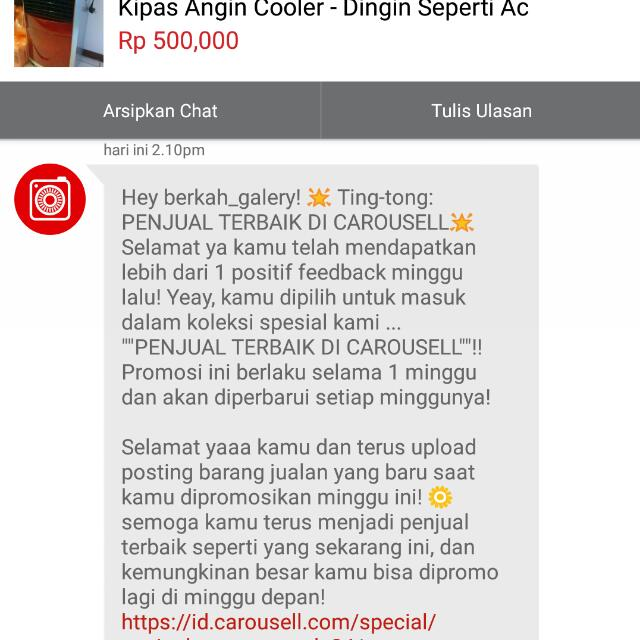 Trusted & Recommended Seller