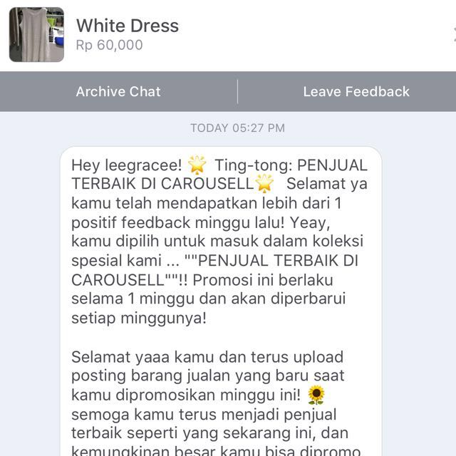 Trusted Preloved Olshop
