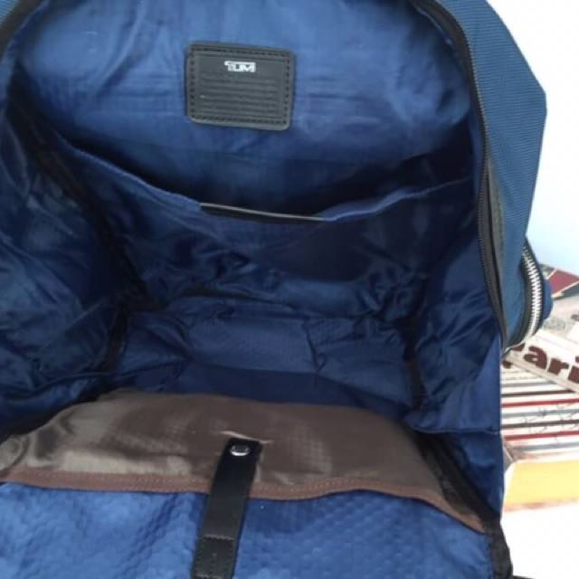 Tumi Backpack 3 in 1