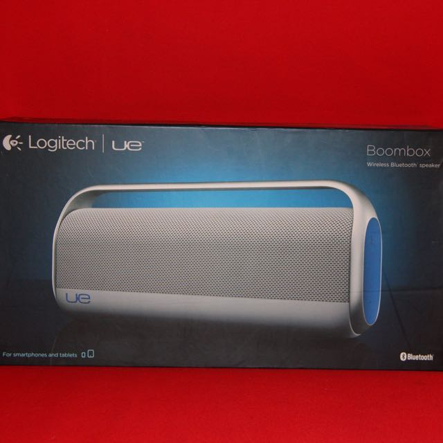 UE Boombox (Wireless Bluetooth speaker), Electronics, Audio
