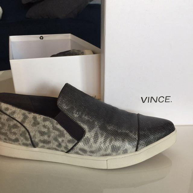 Vince Slide On Sneakers