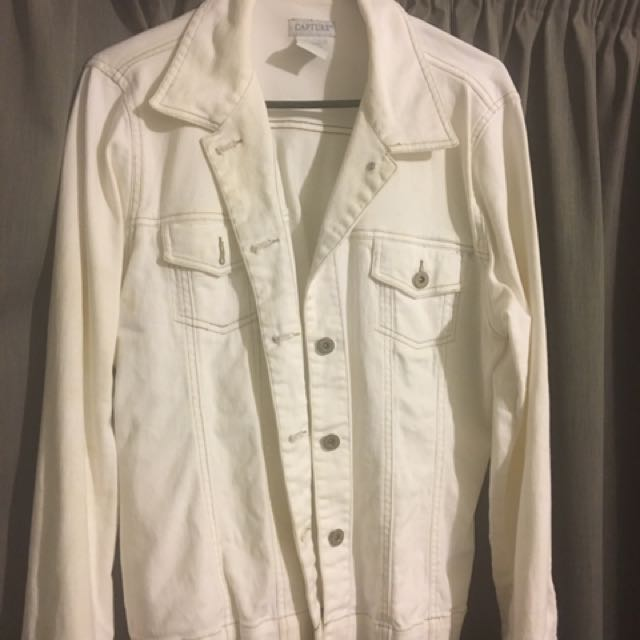 White Jacket/blazer