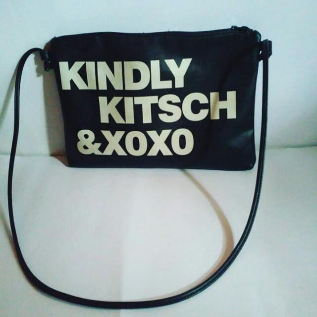 Xoxo Bag By Sattachera