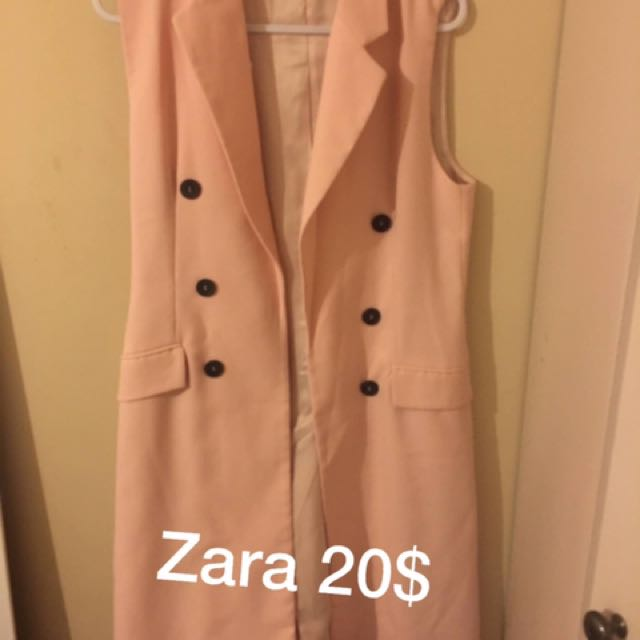Zara Ves Small