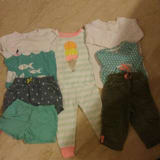Carter's 18 Months Girl's Clothes