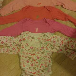 Mothercare Bodysuits 24-36 months