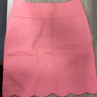 BrandNew Bangkok Scallop Pencil Skirt
