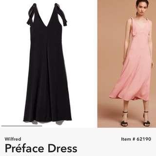 Aritzia Wilfred Préface Dress