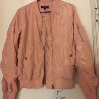 Baby Pink Bomber