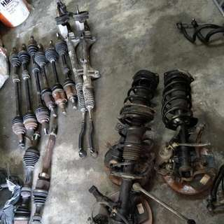part nissan grand livina n latio