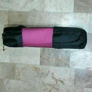 Yoga Mat with black bag