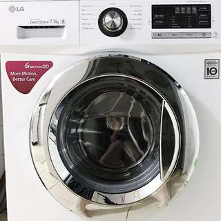 LG washing machine *new*
