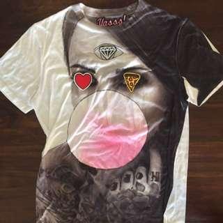 YASSS ™ I 👁❤️🍕 (EYE HEART PIZZA) T-Shirt