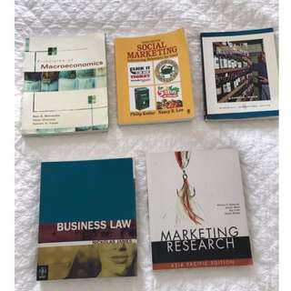 Marketing University Textbooks