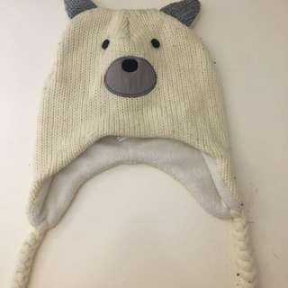 White Bear Hat