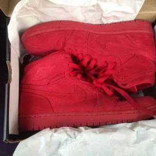 Air Jordan 1 Red Suite