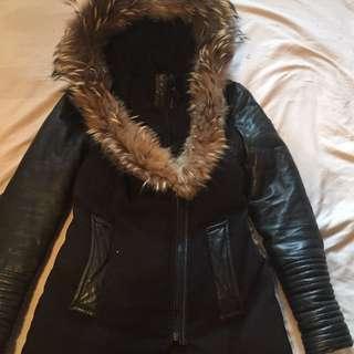 Black Rudsak Jacket - Small