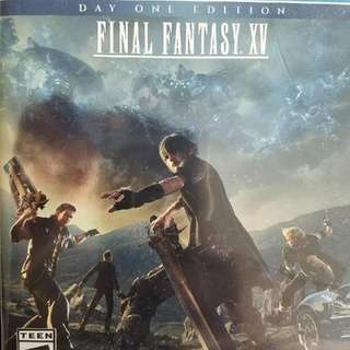 PS4 Final Fantasy Day One Edition