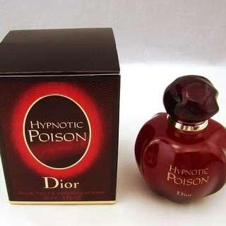 Christian Dior Hypnotic Poison Eau De Toilette Spray 30ml