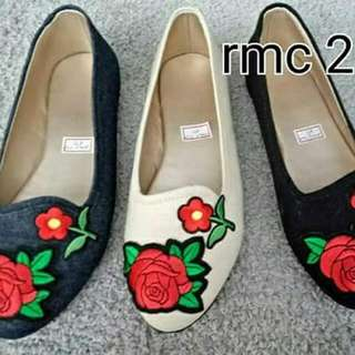Doll Shoes With Patch