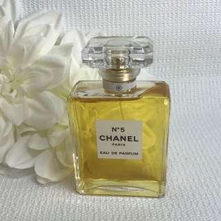 Chanel no.5 edp 100ml new tester