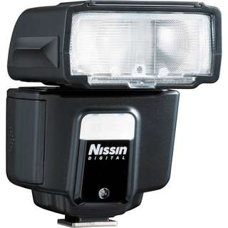 Nissin Flash I40 For Four Thirds