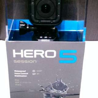 GoPro HERO5  Session運動攝影機