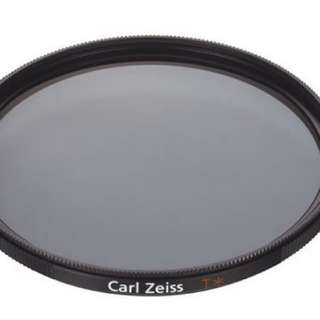 Sony Carl zeiss T* 67mm(CPL)