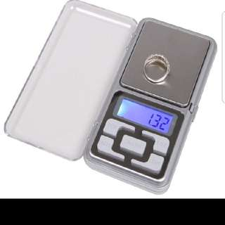 Precision Pocket Measuring Scale