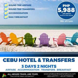 Cebu Hotel and Transfers