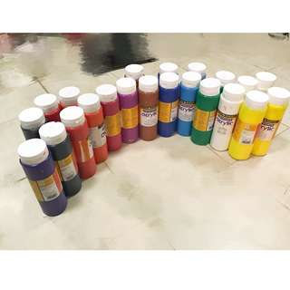 Daler Rowney Acrylic Colours