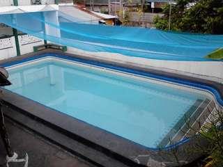 VILLA ERLINDA2 private pool resort for rent in laguna
