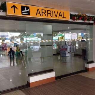 Van Rental Kalibo & Caticlan Airport To Boracay