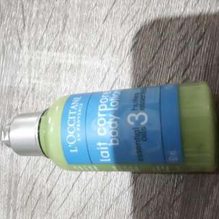 L Occitane Lotion