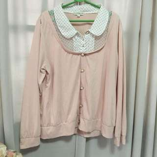 Korean Rose Pink Top