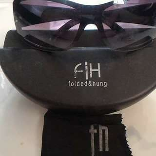 Authentic Folded And Hung Shades
